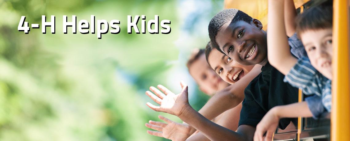 4-H Helps Kids